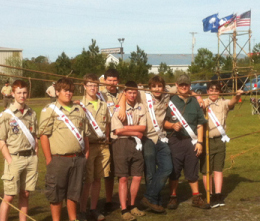 Chicora Chapter Pioneering Crew, Santee Lodge 116, Order of the Arrow