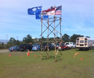 The Gateway to a Council-wide Scout Expo, Myrtle Beach Speedway, 2013