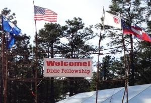 Six Flag Banner Gateway