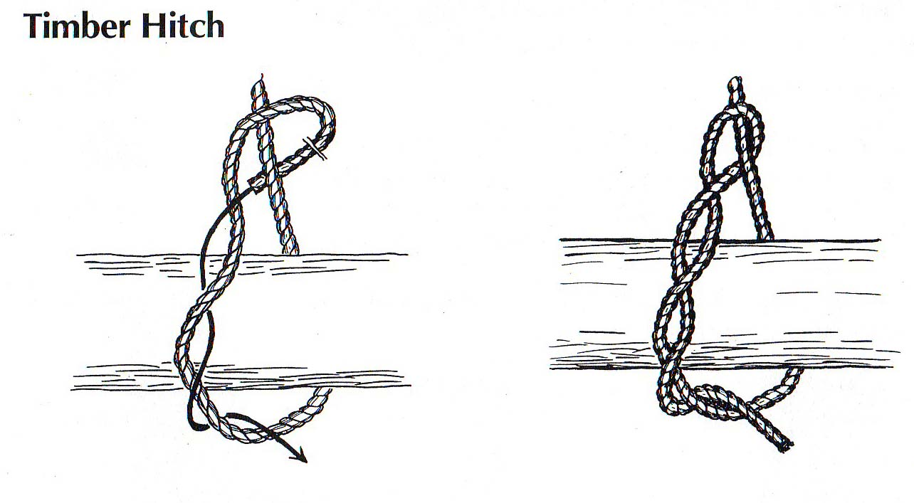 how to draw a knot step by step