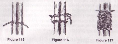 West Country Shear Lashing Diagram