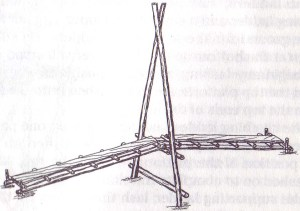 Single A-Frame Bridge