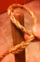 Open-Ended Clove Hitch