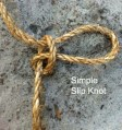Simple Slip Knot
