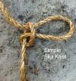 Simple Slip Knot