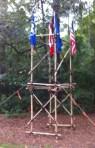 Coker Four Flags