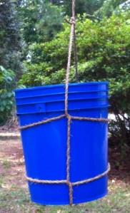 The Barrel (Bucket) Hitch
