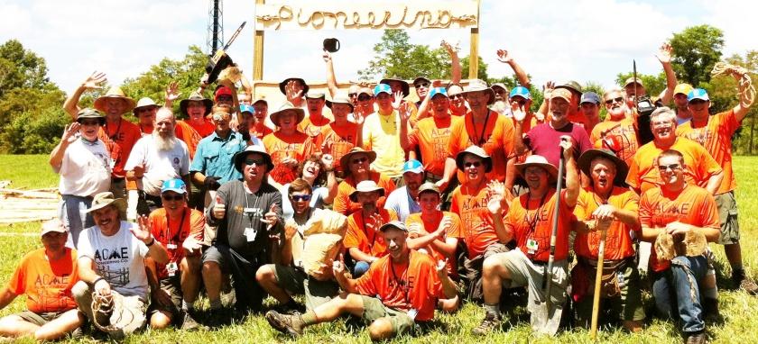 2013 National Jamboree Pioneering Staff