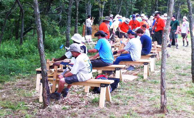 Making Their Very Own Customized Wooden Mallet