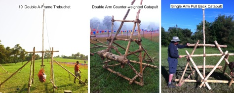 Three Featured Catapult Designs