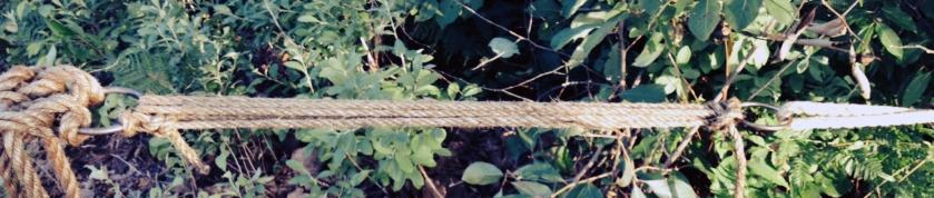 7:1 Rope Tackle Monkey Bridge Configuration