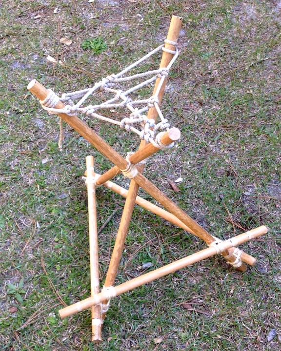 Tripod Straddle Seat