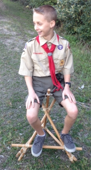 Seat Blond Scout